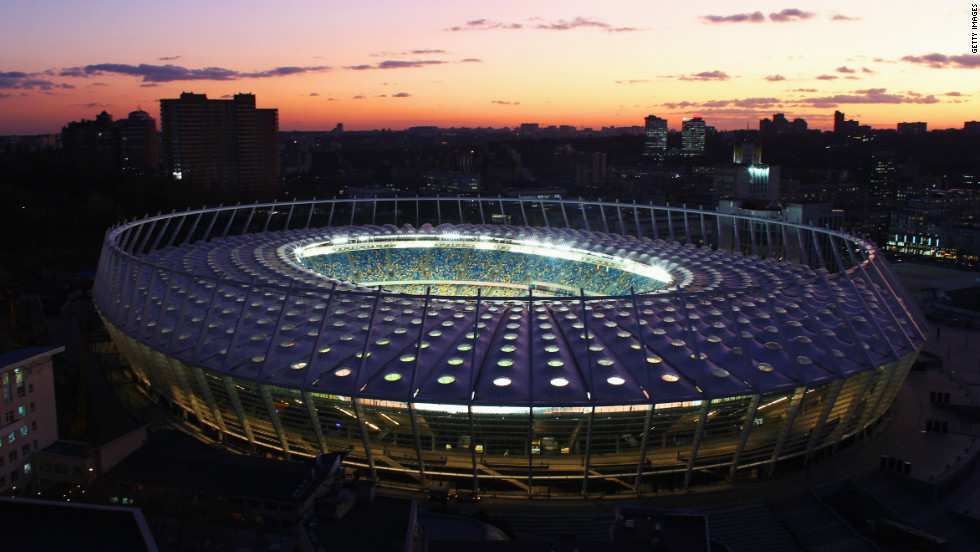 The preparations were completed and Ukraine now awaits the biggest sporting event to ever take place in the country's history. But how many European heads of state will actually turn up for the final at the $500 million Olympic Stadium in the capital Kiev on July 1?
