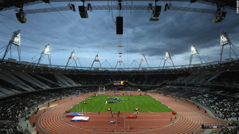 Wet weather didn't stop thousands of visitors turning up. The venue was built using 10,000 tons of steel, considerably less than other Olympic stadiums organizers say, and with an emphasis on sustainability. Construction began in May 2008 and was completed in March 2011.