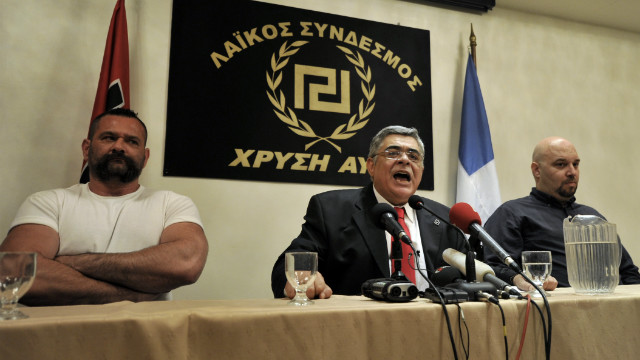 Rise of the far-right in Greece