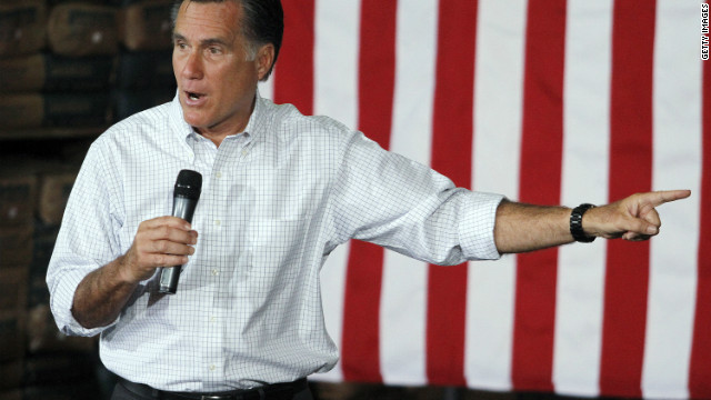 Romney's record on same-sex marriage