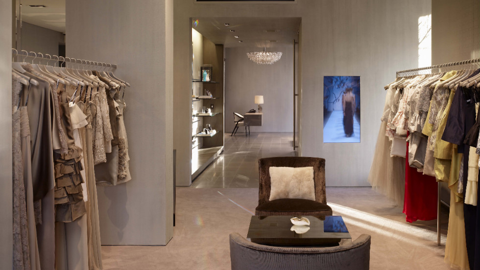 In addition to this flagship store in Los Angeles, Lhuillier plans to open a store in NYC in the next couple of months.
