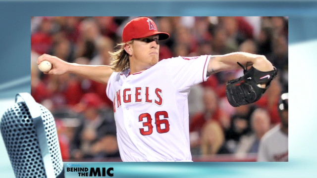 Weaver's no-hitter gives Angels a boost