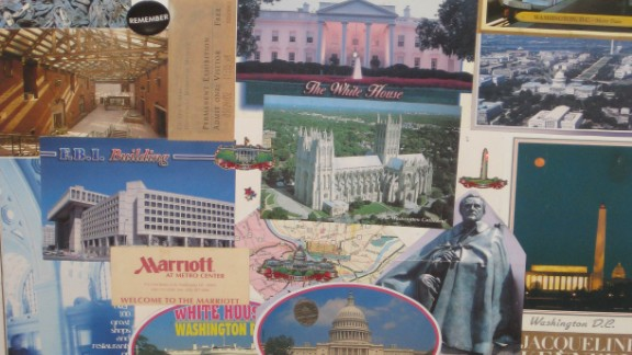 Kathi Cordsen and her mother took a trip to Washington, D.C., for Mother