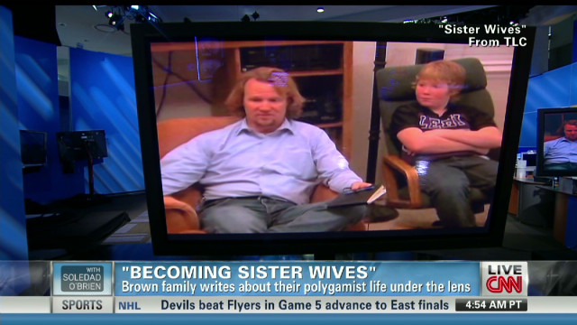 Brown family on 'Becoming Sister Wives'
