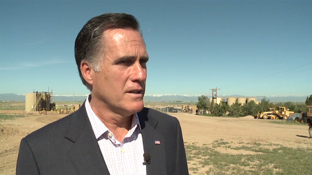 Romney reaffirms opposition to marriage, or unions, for gay couples