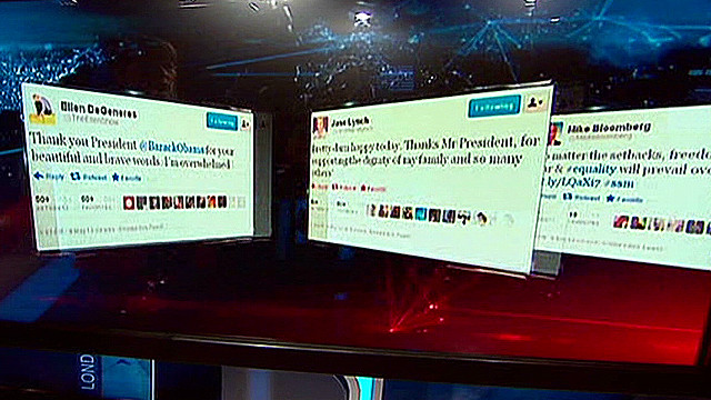 DeGeneres tweets Obama 'thanks'