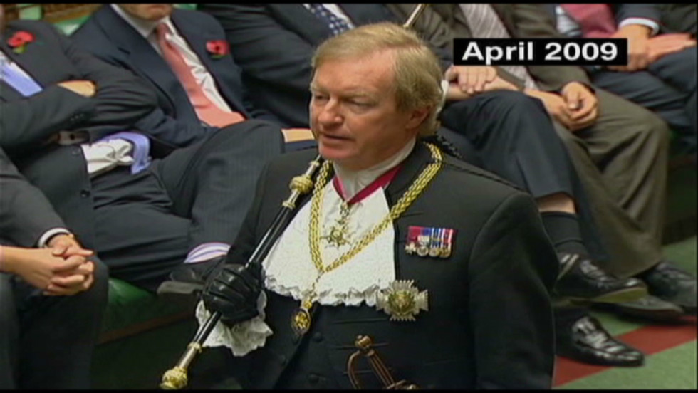 Who is Black Rod?