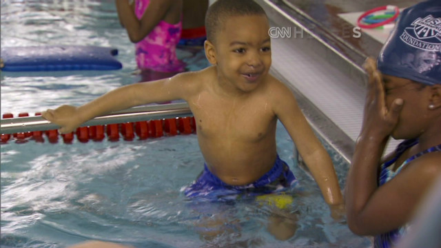Giving kids a lifesaving skill