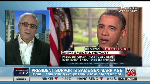 Gold: Gay marriage a GOP 'wedge issue'