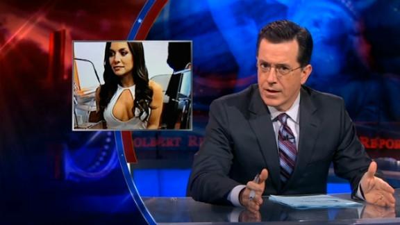 """""""The Colbert Report"""""""
