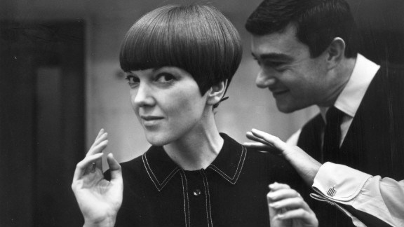 18th November 1964: Clothes designer Mary Quant, one of the leading lights of the British fashion scene in the 1960