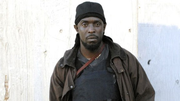 """Michael K. Williams played Omar Little, a well-known Baltimore criminal, on """"The Wire.""""<a href=""""http://www.grantland.com/blog/the-triangle/post/_/id/18690/b-s-report-transcript-barack-obama"""" target=""""_blank"""" target=""""_blank""""> President Barack Obama told Bill Simmons</a> that Little is his favorite """"Wire"""" character: """"I mean, that guy is unbelievable, right?"""""""