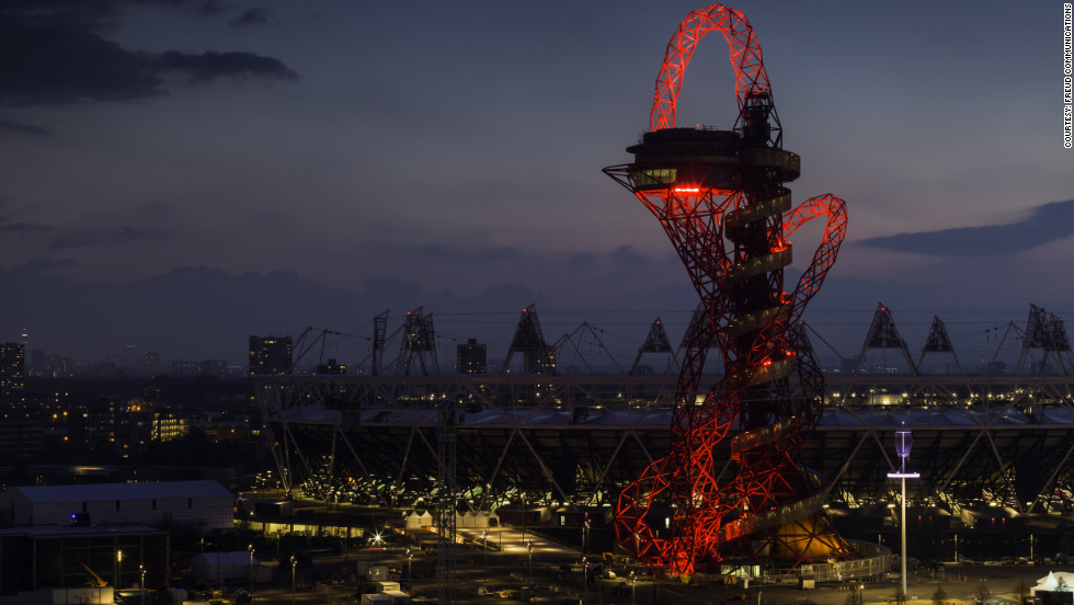 But its creators and backers hope the latest landmark on London's skyline will soon become as popular as the London Eye.