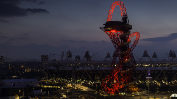 But its creators and backers hope the latest landmark on London