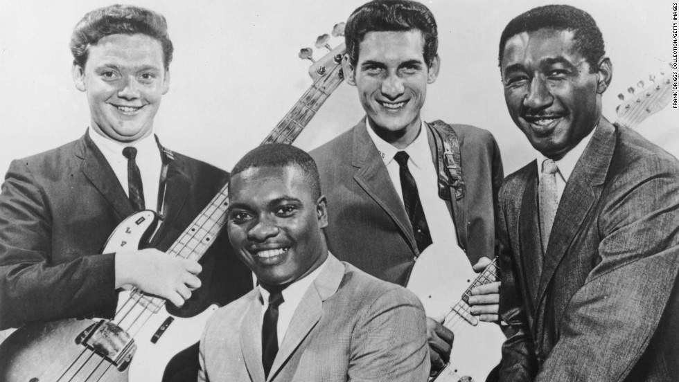 "<a href=""http://www.cnn.com/2012/05/13/showbiz/obit-duck-dunn/index.html"">Donald ""Duck"" Dunn</a>, left, the bass player who laid the musical floor beneath soul legends like Booker T. and the MGs, Sam and Dave and Otis Redding, died May 13. He was 70."
