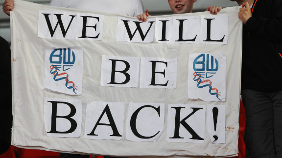 Defeat in Manchester would have sent QPR down, if Bolton Wanderers had beaten Stoke City. But Owen Coyle