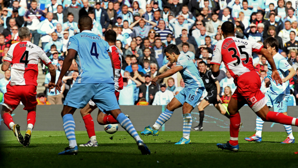 The recently concluded 2011-12 season was chosen as the best of the Premier League era, having ended with Manchester City scoring two goals in stoppage time to beat Queens Park Rangers and steal the title from archrivals Manchester United on goal difference.
