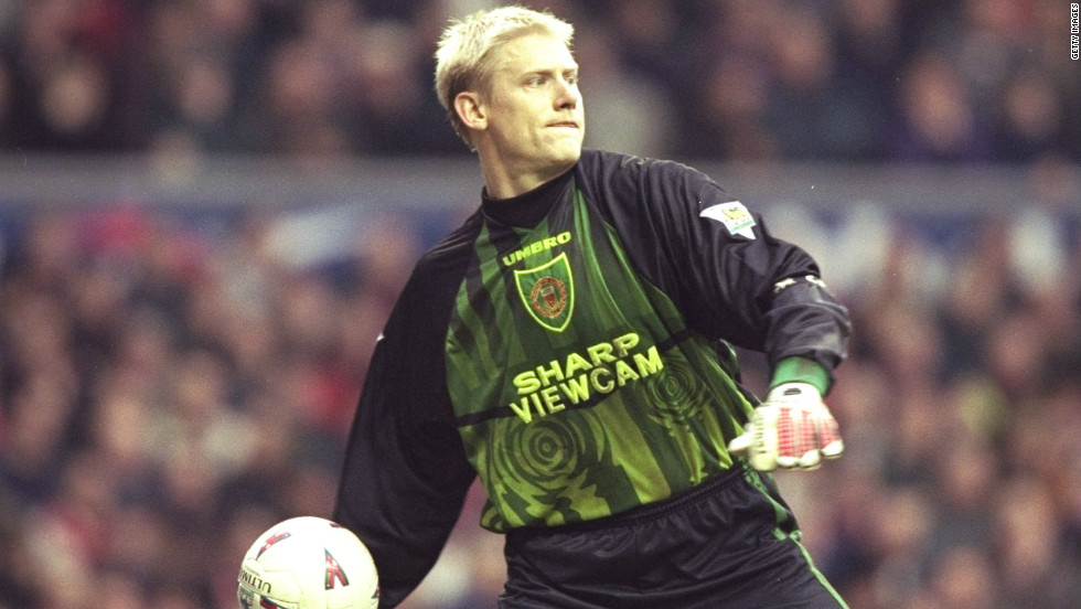 The public also voted for an all-time Premier League fantasy team. Denmark's Peter Schmeichel was chosen as the goalkeeper, for his performances during seven seasons with Manchester United before stints at Aston Villa and Manchester City.