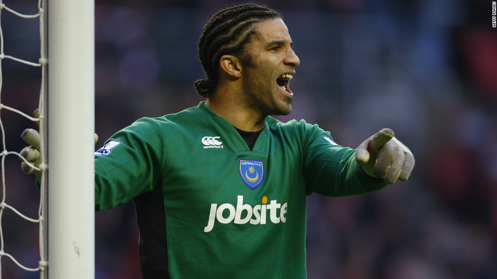 Goalkeeper David James has kept the most clean sheets, stopping the opposition from finding the net on 173 occasions for Liverpool, Aston Villa, West Ham, Manchester City and Portsmouth.