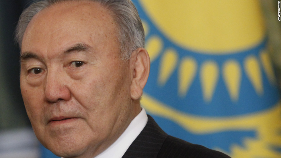 Nursultan Nazarbayev has been Kazakhstan's president since the first national presidential elections in 1991. Through constitutional amendments in 2007 the former Soviet Communist Party Politburo member, eliminated term limits for himself. The 71-year-old won the April 2011 presidential elections with 95.5% of the vote. International observers have never declared any elections in Kazakhstan to be free or fair.
