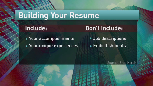 Fine Tuning Your Resume And Cover Letter