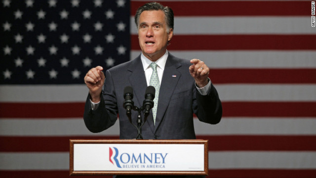 Obama, Romney exchange jabs on economy