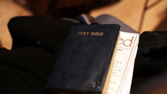 The Bible isn't always easy-reading, as Laura Bernardini has found.