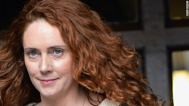 Rebekah Brooks' brief court appearance