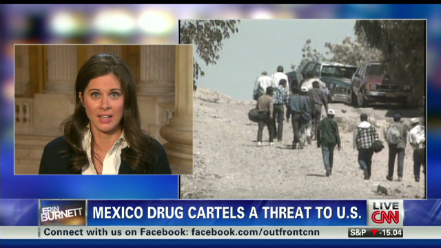 Mexico cartels a threat to U.S.
