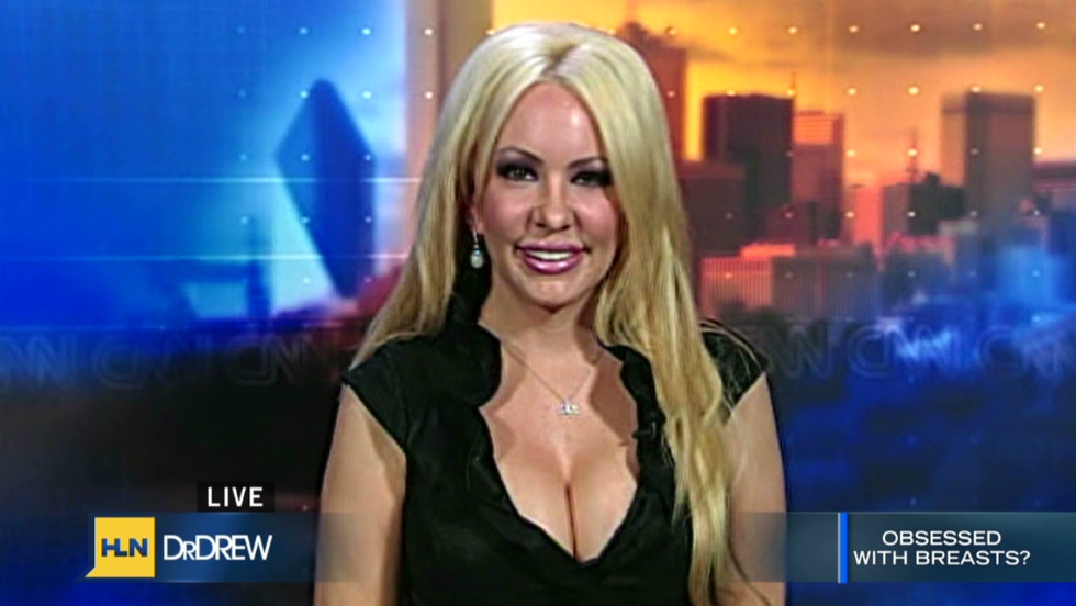 Biggest breasts on tv