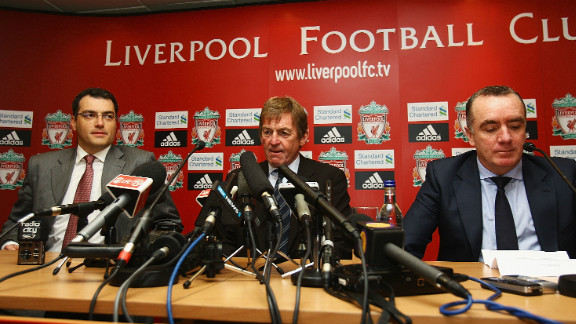 After Roy Hodgson was sacked as Liverpool manager in January 2011, the club