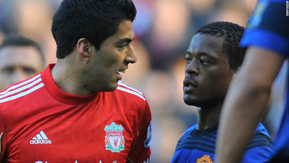 Suarez was central to one of the lowest points of Dalglish's return. The Uruguay striker was banned for eight matches after being found guilty of racially abusing Manchester United's Patrice Evra in October 2011. Liverpool and Dalglish were criticized for their public backing of Suarez.