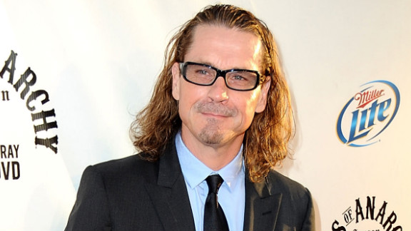 """""""Sons of Anarchy"""" creator Kurt Sutter is putting the finishing touches on the final episodes of """"Outlaw Empires."""""""