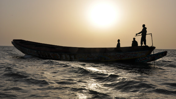 """""""La Pirogue"""" portrays the treacherous world of people smuggling, which has seen hundreds of would-be migrants lose their lives trying to enter Europe in recent years."""