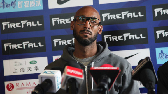In addition to his playing duties, Anelka also had a brief spell in a coaching role at Shenhua following Tigana