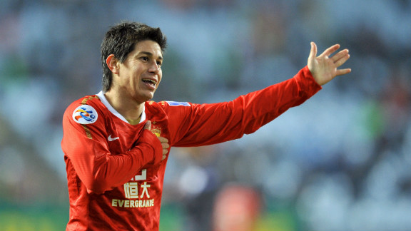 Eyebrows were raised when Argentine playmaker Dario Conca joined Guangzhou from Brazilian club Fluminense for a Chinese record transfer fee in July 2011.