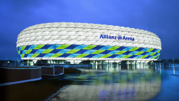 The host venue for Saturday