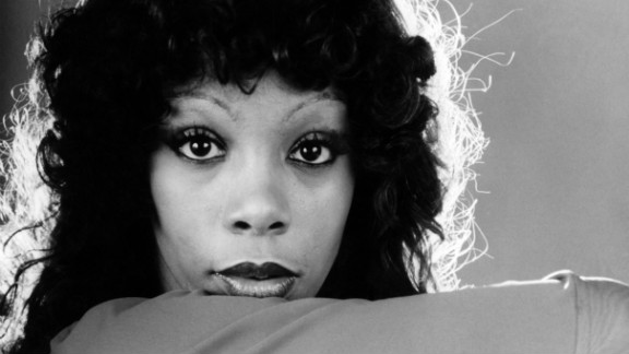 "Disco legend Donna Summer died at the age of 63, her publicist said Thursday. Summer was best known for such hits as ""Love to Love You Baby,"" ""Bad Girls"" and ""She Works Hard for the Money."""