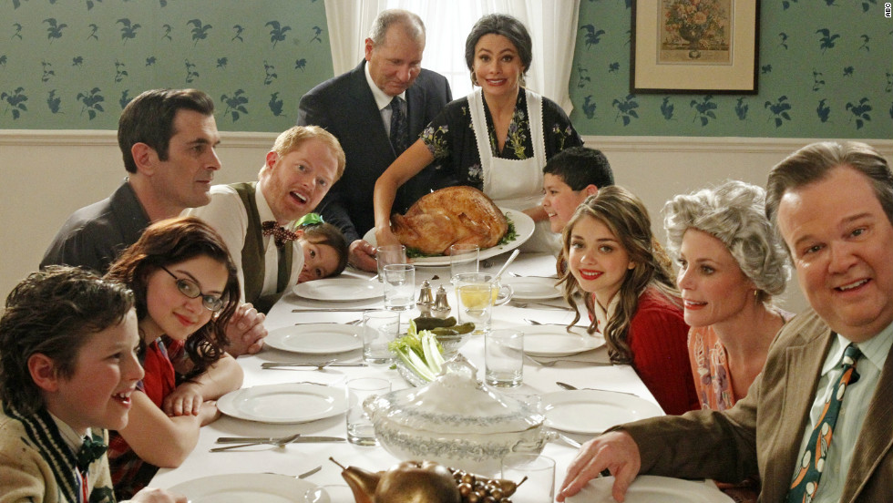"ABC's ""Modern Family,"" which has picked up a few<a href=""http://www.cnn.com/2011/SHOWBIZ/TV/09/19/emmy.awards/index.html"" target=""_blank""> Emmy Awards</a> over the course of its four seasons, features an ensemble cast. Among the stars on Steven Levitan and Christopher Lloyd's family comedy are Ed O'Neill and Sofia Vergara."