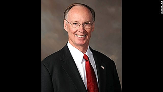 """As a physician, and as a governor, I am proud to sign this legislation,"" says Alabama Gov. Robert Bentley."