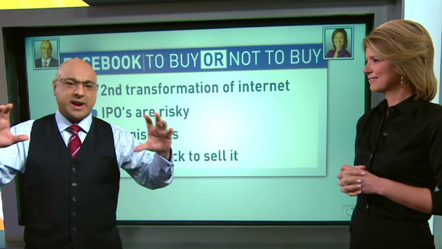 MYB: Facebook IPO pros and cons