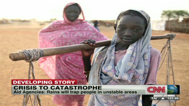 Struggling for survival in South Sudan