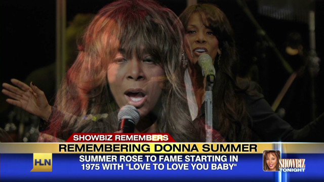 Gloria Gaynor's tribute to Donna Summer