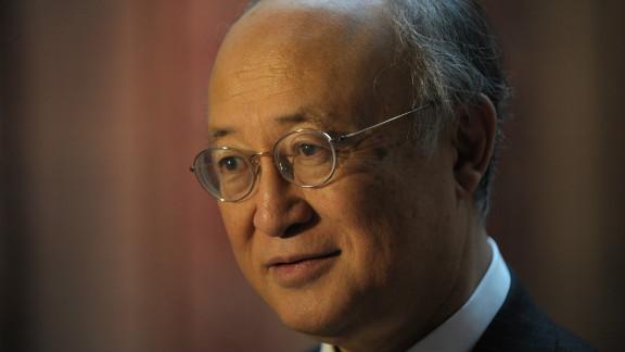 Yukiya Amano, the director-general of the International Atomic Energy Agency, will fly to Iran Sunday.