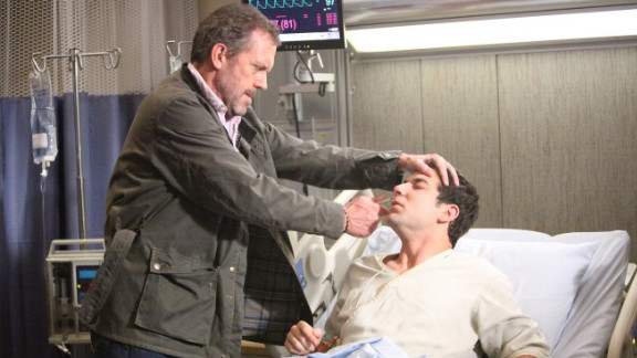 """The TV show """"House M.D."""" showed many ways the human body can malfunction."""