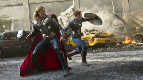 "No surprise here: If you paid any attention at all to ""The Avengers'"" box office reign after it opened in May, you knew it had to show up on a public-voted ""best"" list. It's the highest-grossing film this year, according to BoxOfficeMojo.com, earning $623 million domestically to date. The sequel is on its way."