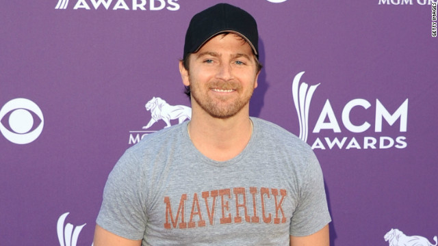 Georgia native Kip Moore attends the Country Music Awards in April.