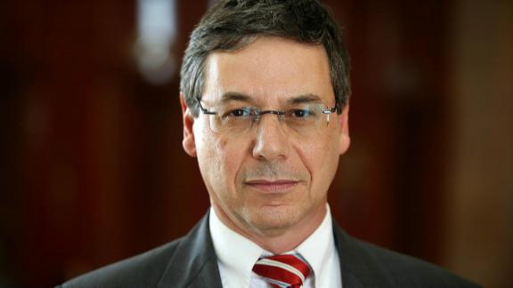 File photo of Israeli Deputy Foreign Minister Danny Ayalon on July 2, 2009.