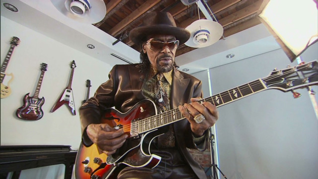 Looking back on the career of 'Go-go' pioneer Chuck Brown