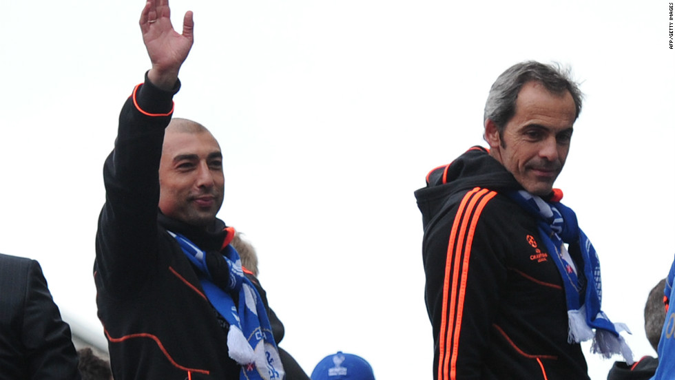 Roberto di Matteo has guided Chelsea to the FA Cup and Champions League, but still doesn't know if he will get the manager's job permanently